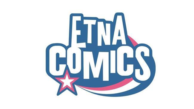 Il logo realizzato in occasione del festival del fumetto e della cultura POP di Catania