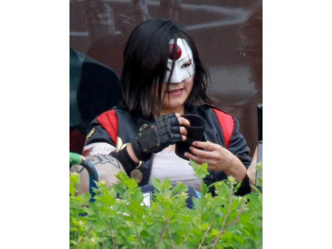 Karen Fukuhara, la Katana di Suicide Squad