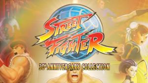 Il logo dell'edizione da collezione di Street Fighter