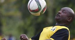 La foto di un pallone da calcio
