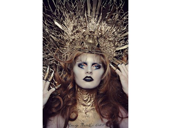 Regina delle unghie d'oro