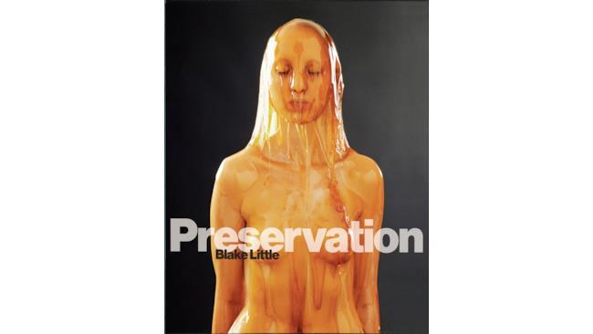 Cover di Preservation coi corpi nel miele