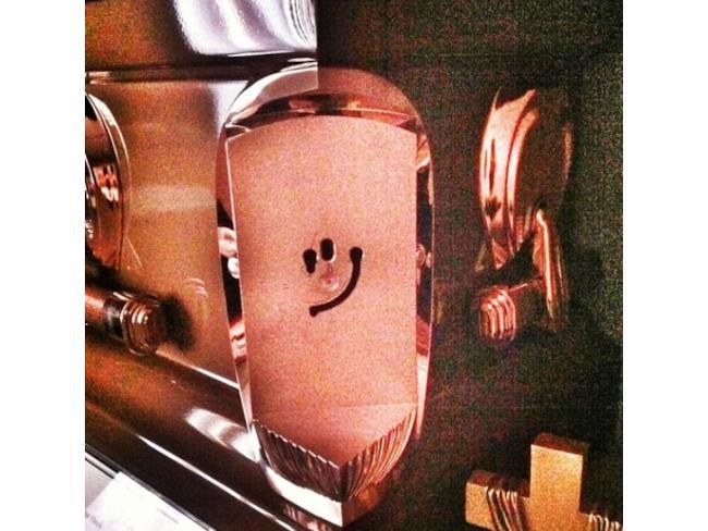 Faccia sorridente