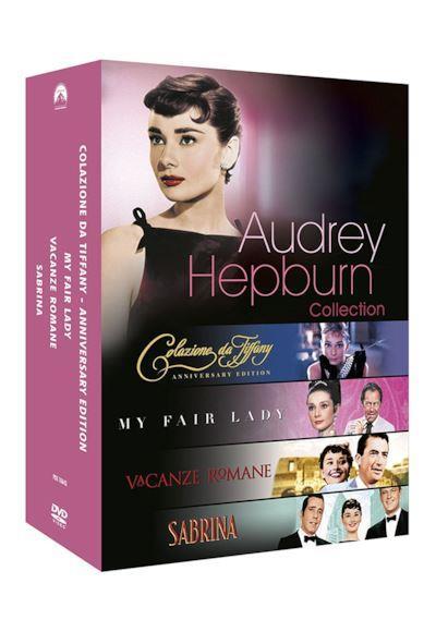 Un'immagine della Audrey Hepburn Collection - I migliori regali per San valentino per lei
