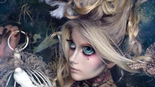 Make up ispirato alle favole
