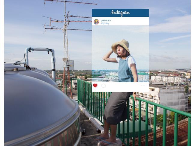 I meravigliosi (e finti) paesaggi di Instagram