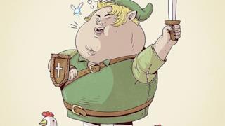 Link in versione obesa
