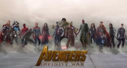 Il cast di Avengers: Infinity War