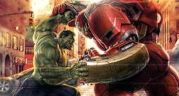 Hulk contro l'Hulkbuster