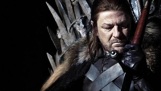 Ned Stark in Game of Thrones