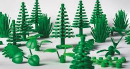 Alcuni pezzi LEGO