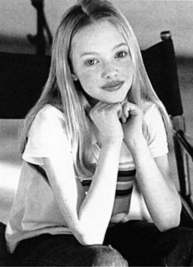 Un'immagine di Amanda Seyfried da adolescente