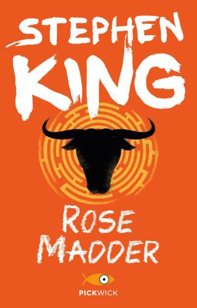 Rose Madder, la copertina
