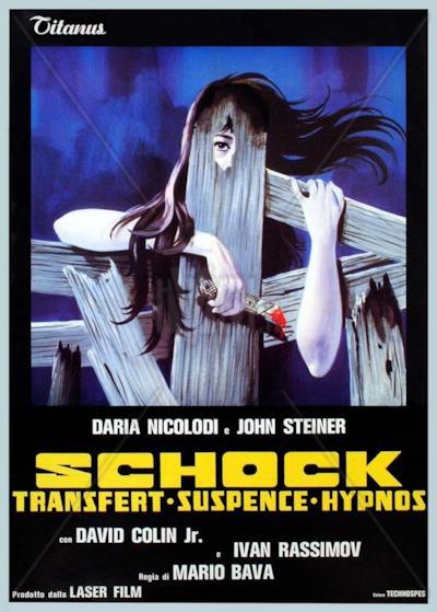 Il poster del film Schock