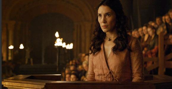 Il personaggio di Shae in Game of Thrones