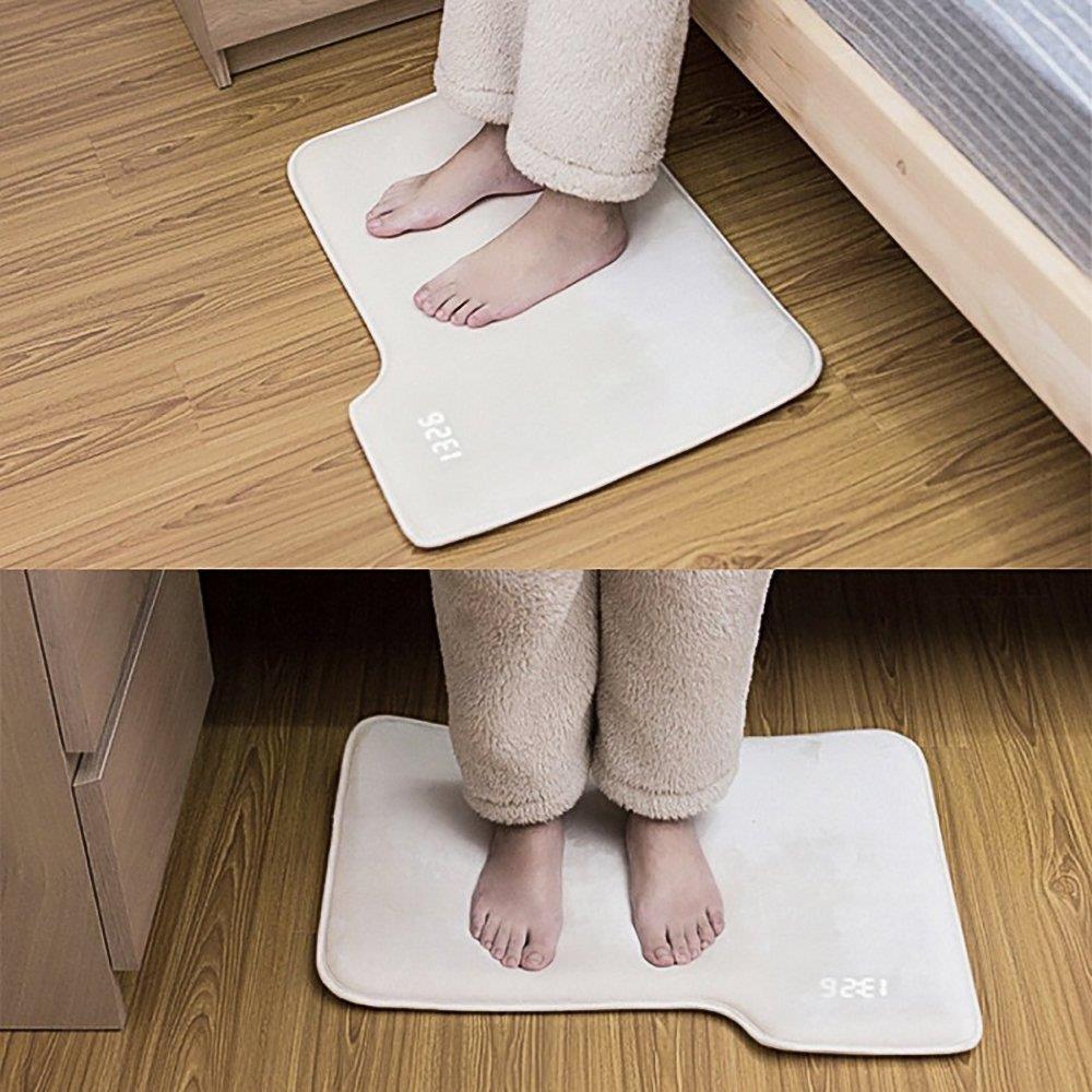 Un 'immagine del funzionamento del tappeto sveglia - I migliori regali di San Valentino per lei