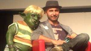 Dopo i supereroi su FlopTV arrivano i mostri: Babbala e lo Scrondo!
