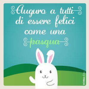 Una battuta per gli auguri di Pasqua - Immagini divertenti per auguri di Buona Pasqua