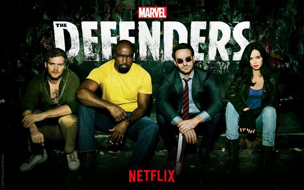 Il gruppo dei Defenders