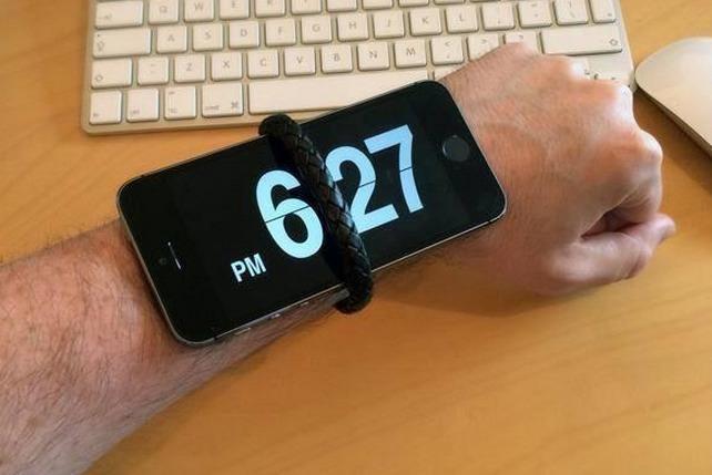 Meme su Apple Watch con iPhone