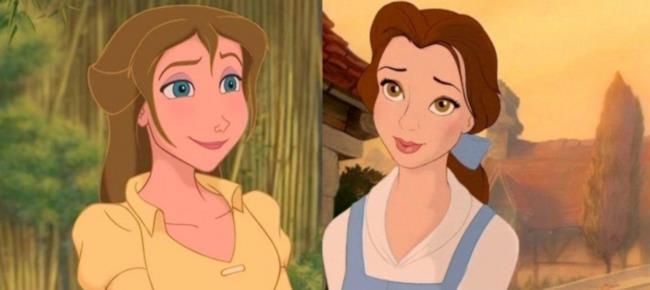 Jane e Belle messe a confronto: Jane potrebbe essere una sua discendente?