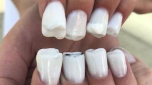 Le nail art più assurde di Instagram
