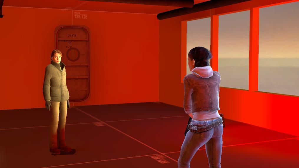 Un immagine del mod Half Life 2 episodio 3