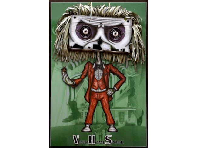 VHS in versione Beetlejuice