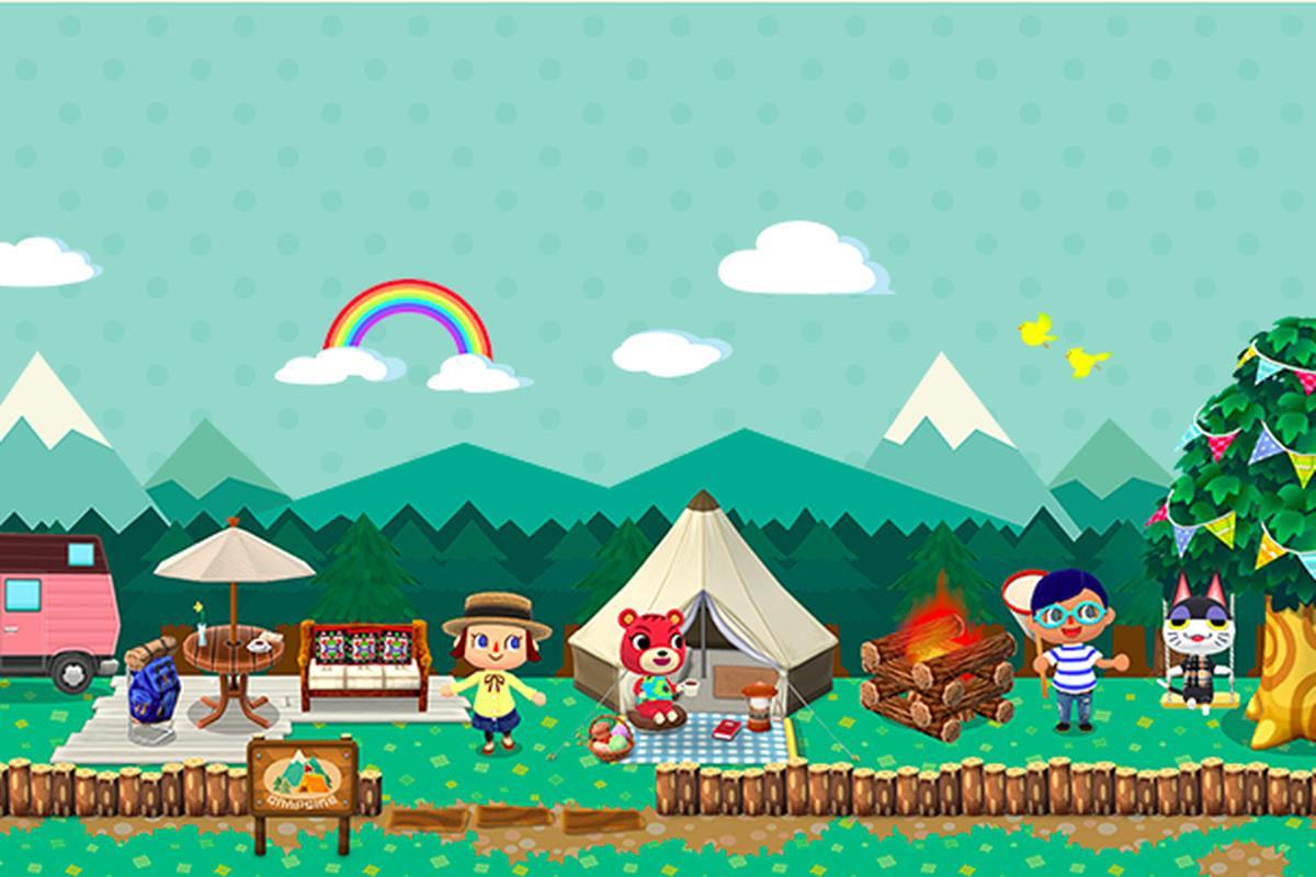 l'immagine di Animal Crossing Pocket Camp