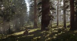 Ecco un frame del videogioco.