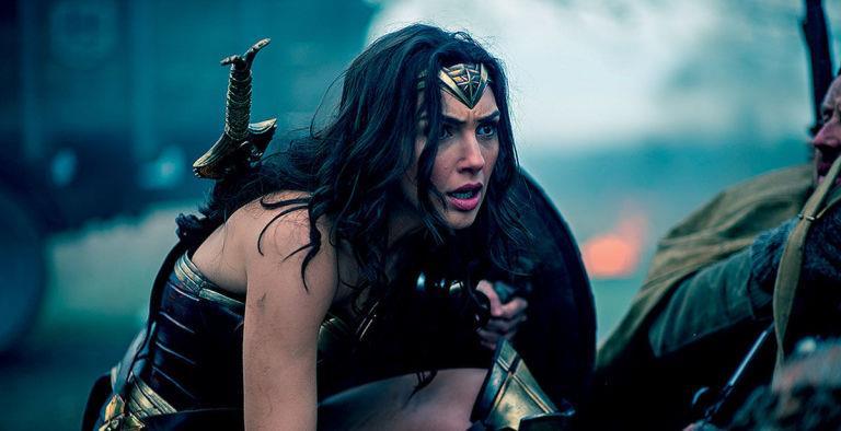 Diana, la Principessa delle Amazzoni, nel film Wonder Woman.