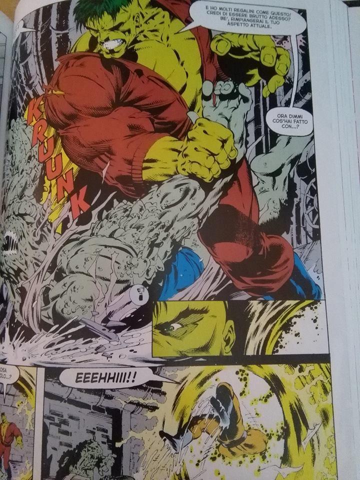 Lincredibile Hulk Di Peter David 1 Abominio La Recensione