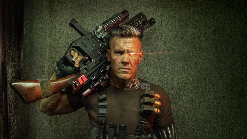 La foto di Cable