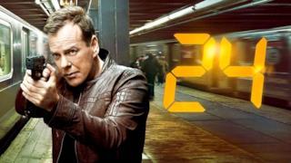 Kiefer Sutherland in 24 nel ruolo di Jack Bauer
