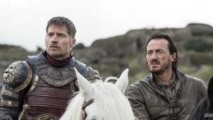 Due personaggi della serie televisiva