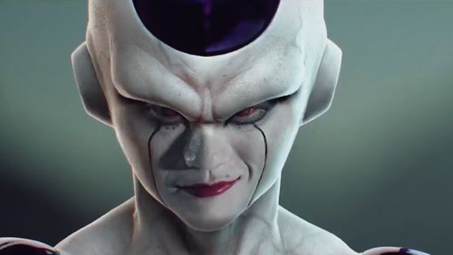 Freezer nel corto live action di Dragon Ball Z