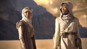 Un'immagine estratta dal trailer ufficiale diffuso da Netflix durante il Comic-Con