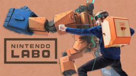 Una delle personalizzazioni di Labo per Nintendo Switch.