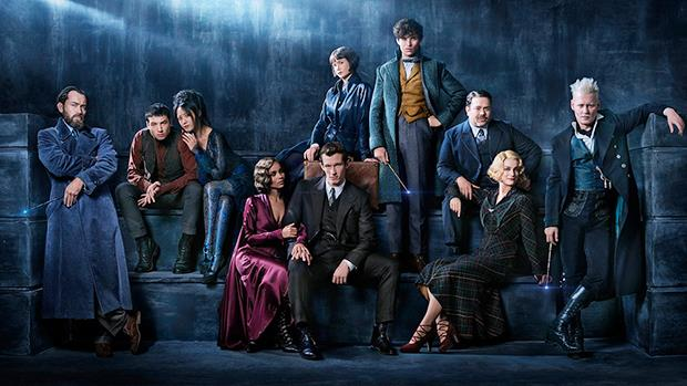 L'immagine ufficiale di The Crimes of Grindelwald