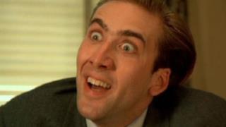 Nicolas Cage in Stress da vampiro