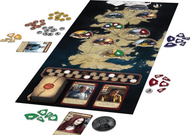 Il gioco Trivial Pursuit di Game of Thrones