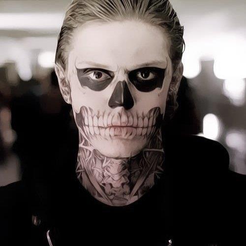 Evan Peters, protagonista di American Horror Story