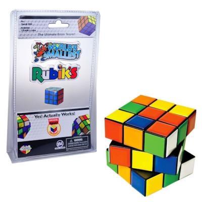 Il Rubik's Cube Miniature Edition - Cubo di Rubik più piccolo del mondo