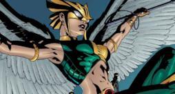 Hawkgirl potrebbe avere una serie tv tutta sua