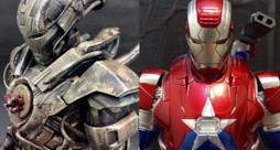 Questi modellini personalizzati di Iron Man ti faranno morire d'invidia