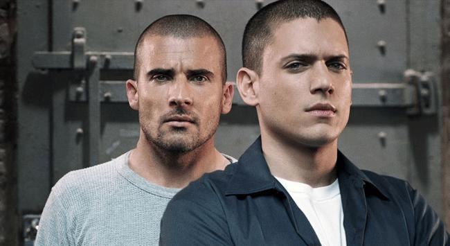 Due personaggi principali dello show statunitense.