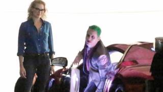 Harley Quinn e il Joker in Suicide Squad