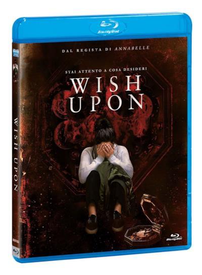 La copertina di Wish Upon