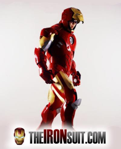 Christian Trejo ha creato il suo costume di Iron Man