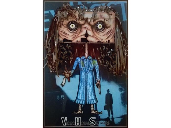 VHS in versione Regan